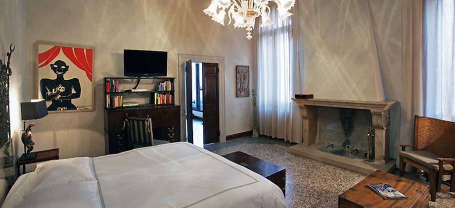 Luxury apartment with spacious bedrooms - Venice